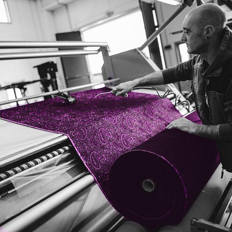 Paoletti tessuti produzione e stampa 100 made in italy for Produzione tessuti arredamento