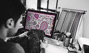 studio grafico cad paoletti tessuti
